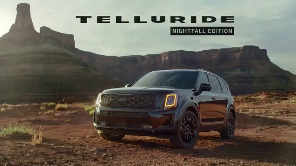 2021 kia telluride tv commercial 'what's been missing