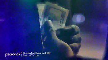 Peacock TV TV Spot, 'American Greed' Song by Hunnit - Thumbnail 5