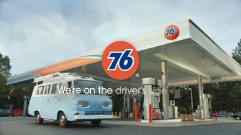 76 Gas Station TV Spot, 'Jean and Gene's Awesome Adventure Road Trip: Following MP' - Thumbnail 9