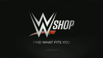 WWE Shop TV Spot, 'Crafted By History: 30 Percent off Orders & 20 Percent off Titles' - Thumbnail 6