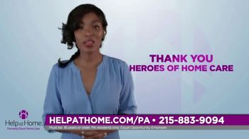Help at Home TV Spot, 'Heroes of Home Care' - Thumbnail 1