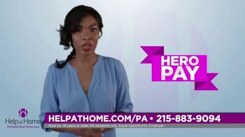 Help at Home TV Spot, 'Heroes of Home Care' - Thumbnail 2