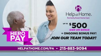 Help at Home TV Spot, 'Heroes of Home Care'