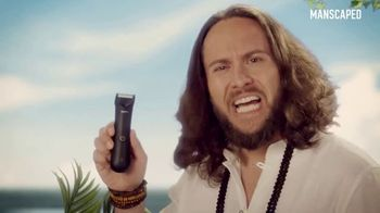Manscaped The Lawn Mower 3.0 TV Spot, 'Grooming Guru: Free Boxers and Travel Bag' - Thumbnail 5