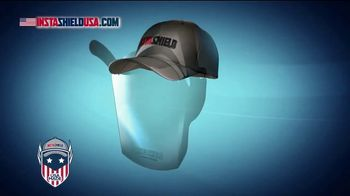 InstaShield USA TV Spot, 'Comfortable Face Shield' - Thumbnail 1