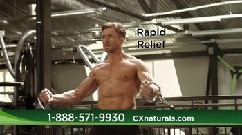 CX Naturals Pain Relief TV Spot, 'Why Leave Home?' - Thumbnail 8
