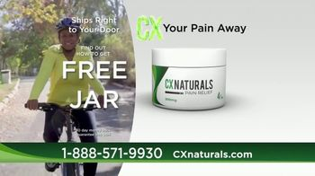 CX Naturals Pain Relief TV Spot, 'Why Leave Home?' - Thumbnail 9