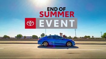 Toyota End of Summer Event TV Spot, 'Car You've Been Dreaming Of' [T2] - Thumbnail 2