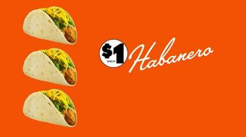 Del Taco Crispy Chicken Taco TV Spot, 'Only $1' - Thumbnail 8