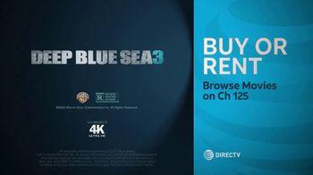 DIRECTV Cinema TV Spot, 'Deep Blue Sea 3' - Thumbnail 10