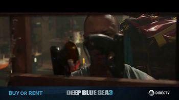 DIRECTV Cinema TV Spot, 'Deep Blue Sea 3' - Thumbnail 3
