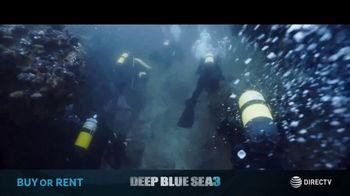 DIRECTV Cinema TV Spot, 'Deep Blue Sea 3' - Thumbnail 4