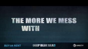 DIRECTV Cinema TV Spot, 'Deep Blue Sea 3' - Thumbnail 6
