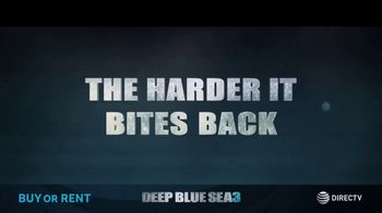DIRECTV Cinema TV Spot, 'Deep Blue Sea 3' - Thumbnail 7