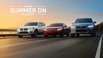 BMW Summer On Sales Event TV Spot, 'Your Favorite Season Starts Now' Song by Blink-182 [T1] - Thumbnail 8