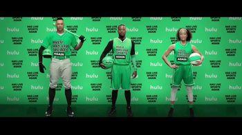 Hulu TV Spot, 'Hulu Has Live Sports Again' Ft. Damian Lillard, Skylar Diggins-Smith,  Aaron Judge - Thumbnail 10