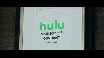 Hulu TV Spot, 'Hulu Has Live Sports Again' Ft. Damian Lillard, Skylar Diggins-Smith,  Aaron Judge - Thumbnail 8