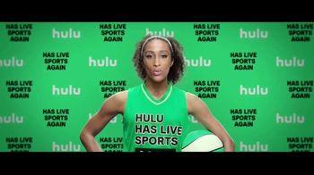 Hulu TV Spot, 'Hulu Has Live Sports Again' Ft. Damian Lillard, Skylar Diggins-Smith,  Aaron Judge - Thumbnail 9