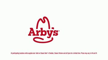 Arby's 2 for $6 Everyday Value Menu TV Spot, 'All Other Days' Song by YOGI - Thumbnail 2