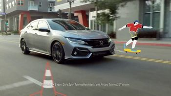 Honda Summer Clearance Event TV Spot, 'Open and Ready: Civic & Accord' Song by Danger Twins [T2]