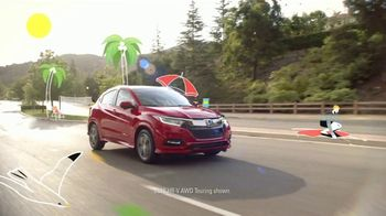 Honda Summer Clearance Event TV Spot, 'Open and Ready: CR-V & HR-V' Song by Danger Twins [T2] - Thumbnail 1
