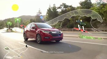 Honda Summer Clearance Event TV Spot, 'Open and Ready: CR-V & HR-V' Song by Danger Twins [T2] - 83 commercial airings