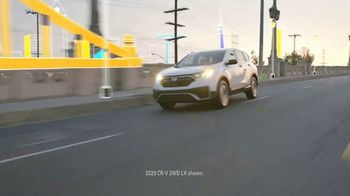 Honda Summer Clearance Event TV Spot, 'Open and Ready: CR-V & HR-V' Song by Danger Twins [T2] - Thumbnail 3
