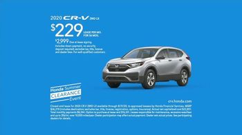 Honda Summer Clearance Event TV Spot, 'Open and Ready: CR-V & HR-V' Song by Danger Twins [T2] - Thumbnail 5