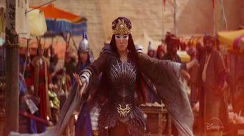 Disney+ TV Spot, 'Mulan'