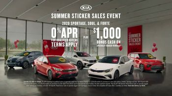 Kia Summer Sticker Sales Event TV Spot, 'Look for a Sticker' [T2] - Thumbnail 5
