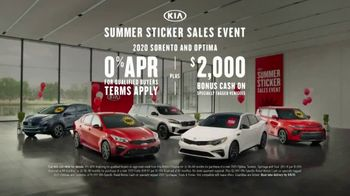 Kia Summer Sticker Sales Event TV Spot, 'Look for a Sticker' [T2] - Thumbnail 4