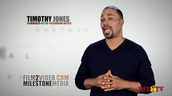 Milestone Media TV Spot, 'More Than a Production Company' - Thumbnail 3