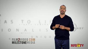 Milestone Media TV Spot, 'More Than a Production Company' - Thumbnail 5