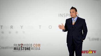 Milestone Media TV Spot, 'More Than a Production Company' - Thumbnail 8