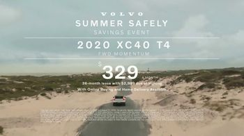 Volvo Summer Safely Savings Event TV Spot, 'Safety Above Everything: XC40' Song by Marti West [T2] - Thumbnail 10