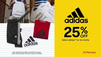 JCPenney Back-To-School Sale TV Spot, 'Adidas, Xersion or Arizona' - Thumbnail 5