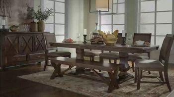 Ashley HomeStore Friends & Family Sale TV Spot, '25%: Hot Buys' - Thumbnail 3