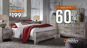 Ashley HomeStore Friends & Family Sale TV Spot, '25%: Hot Buys' - Thumbnail 6