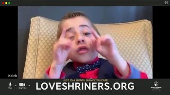 Shriners Hospitals for Children TV Spot, 'Kaleb and Alec' - Thumbnail 5