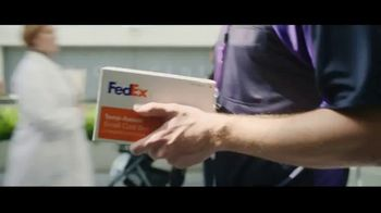 FedEx TV Spot, 'Strength' - Thumbnail 6