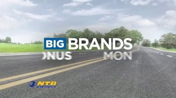 National Tire & Battery Big Brands Bonus Month TV Spot, 'Michelin Tires & Mobile Tire Installation' - Thumbnail 10