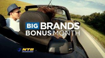 National Tire & Battery Big Brands Bonus Month TV Spot, 'Michelin Tires & Mobile Tire Installation' - Thumbnail 2