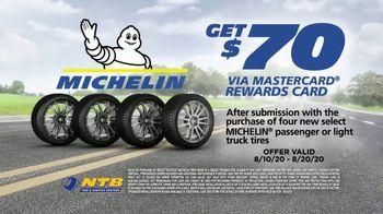 National Tire & Battery Big Brands Bonus Month TV Spot, 'Michelin Tires & Mobile Tire Installation'