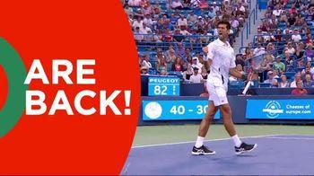 Tennis Channel Plus TV Spot, 'More' - Thumbnail 2
