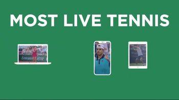 Tennis Channel Plus TV Spot, 'More' - Thumbnail 4