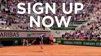 Tennis Channel Plus TV Spot, 'More' - Thumbnail 8