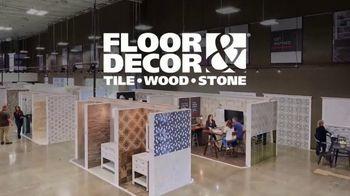 Floor & Decor TV Spot, 'Remodel' - Thumbnail 2