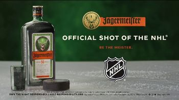 Jägermeister TV Spot, 'NHL: Nice Shot'
