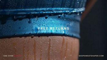 Sweat Shaper TV Spot, 'Makes You Sweat: 10% Off' - Thumbnail 8