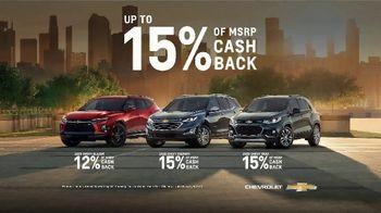 Chevrolet Open Road Sales Event TV Spot, 'Find New Roads, Again' [T2] - Thumbnail 8